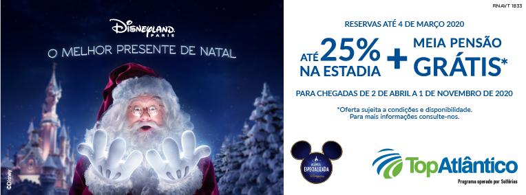Disney Natal 2019