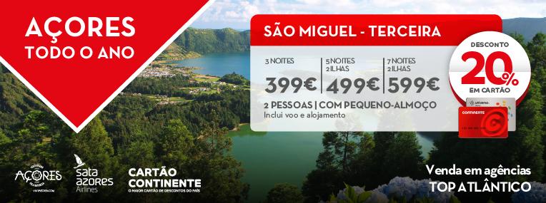 Campanha Continente Açores